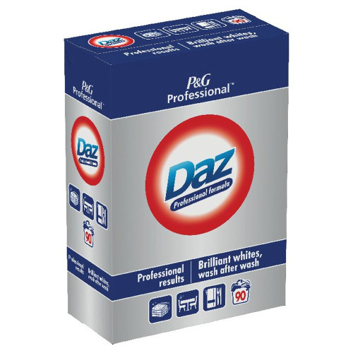Daz Professional Powder 5.8kg 90 Washes