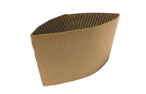 Clutches Coffee Cup Sleeves Kraft for 8/10oz