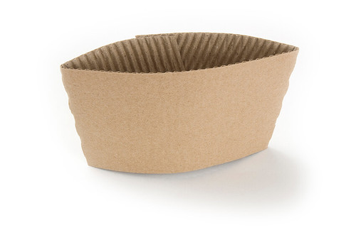 Clutches Coffee Cup Sleeves Kraft for 12/16oz