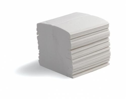 Bulk Fill Toilet Paper 2ply White