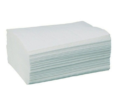 Inter Leaved V Fold Hand Towel 2ply White Pack Size 3000
