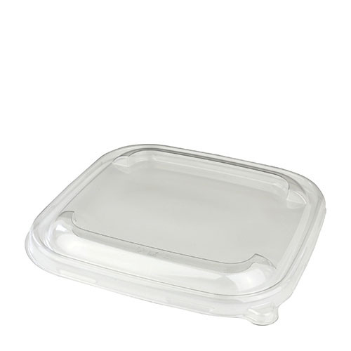 Sabert PP Lid for Square Bowl 500ml and 750ml Pack Size 300