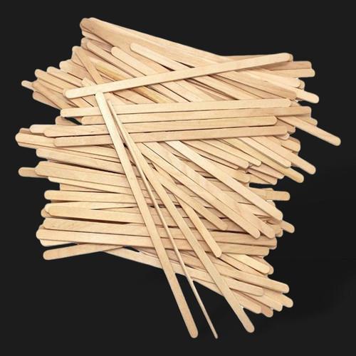 """Wooden Hot Drinks Stirrer 7"""" Pack Size 1000"""