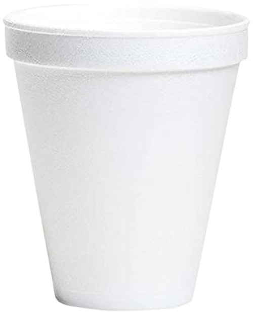 Dart Foam 12oz Hot Drinks Cup Pack Size 1000