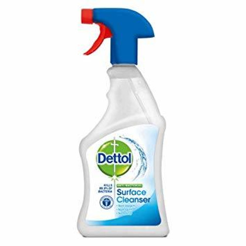 Dettol Anti Bac Surface Cleaner Pack Size 6x750ml