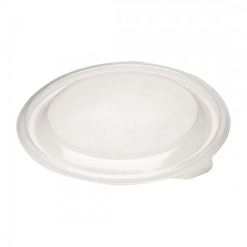 Sabert 1000ml Microwavable Clear Lid Round PP  Pack Size 300