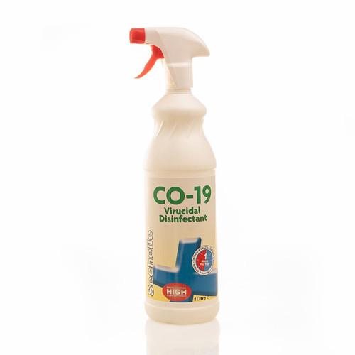 CO-19 Virucidal Disinfectant 750ml Pack Size 6