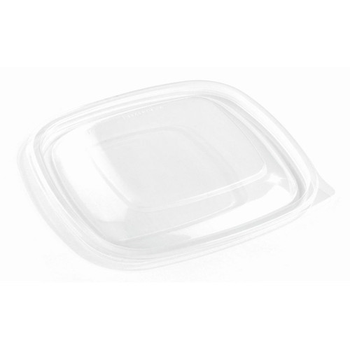 Sabert 500ml PP Lids For Microwaveable Sqaure Tray