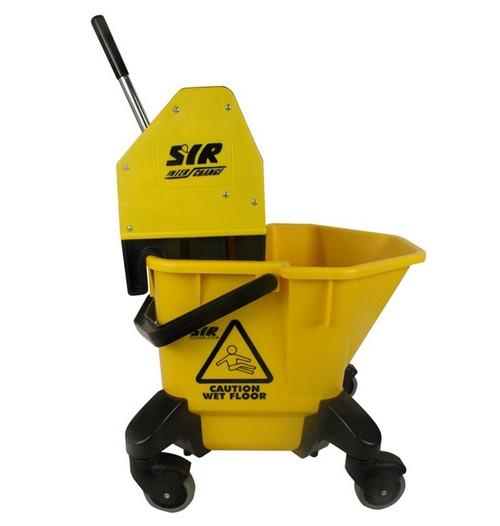 SYR Bucket and Wringer Trad4 TC20 Yellow Single