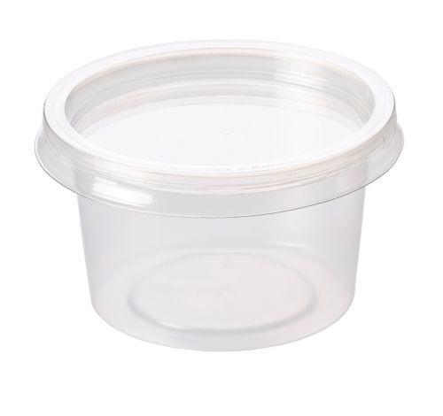 Sauce Pots 4oz  PP Base with PP Lid Pack Size 1000
