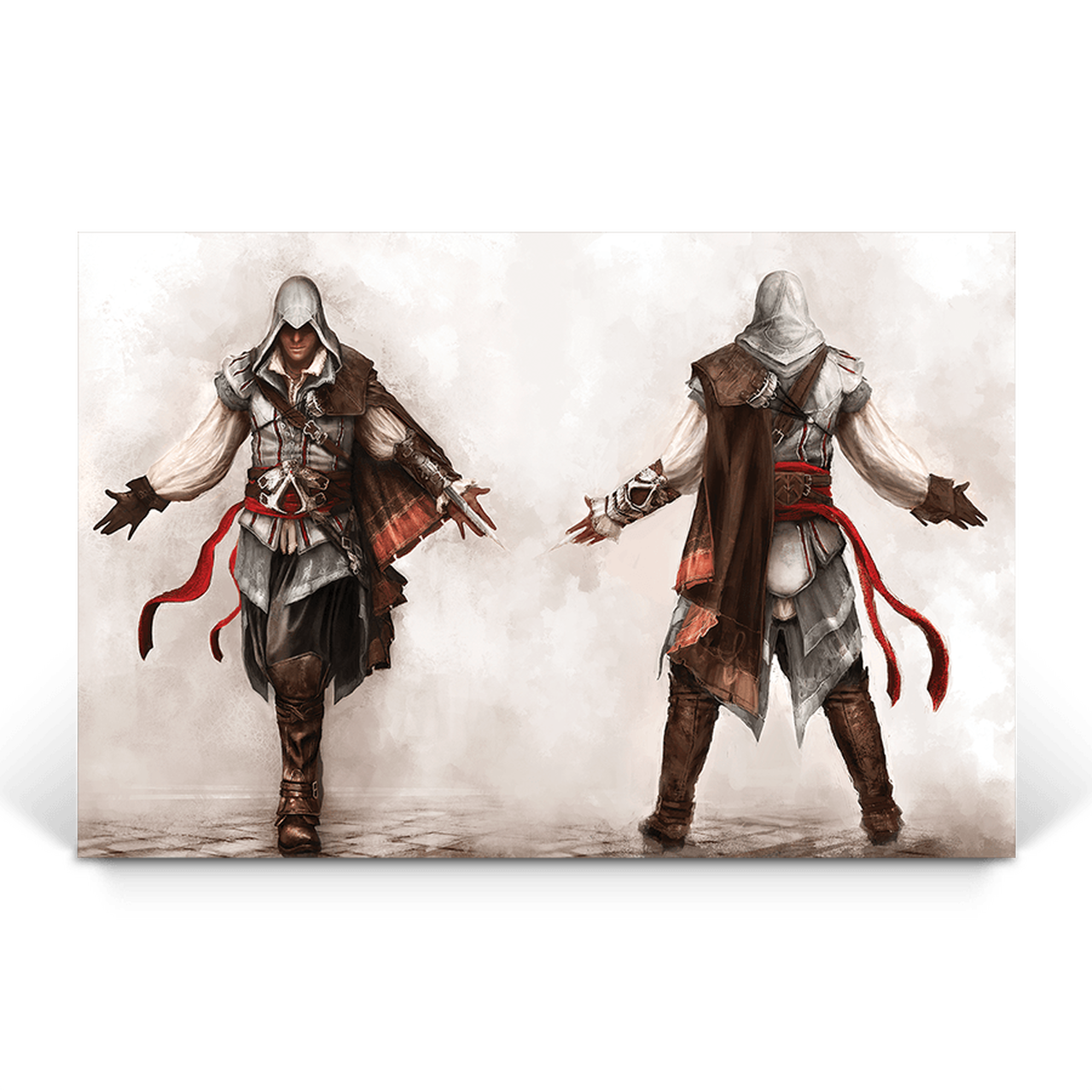 Joining The Brotherhood Assassin S Creed 2 Gaming Wall Art Ubisoft Store
