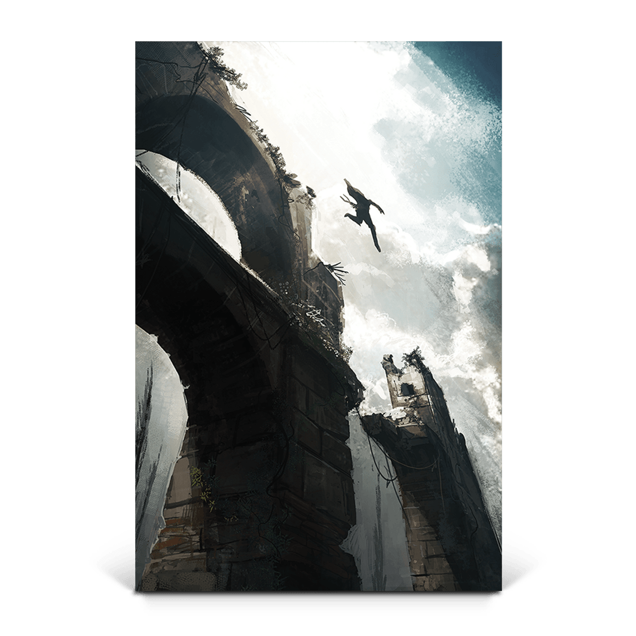 The Escape Assassin S Creed 2 Gaming Wall Art Ubisoft Store