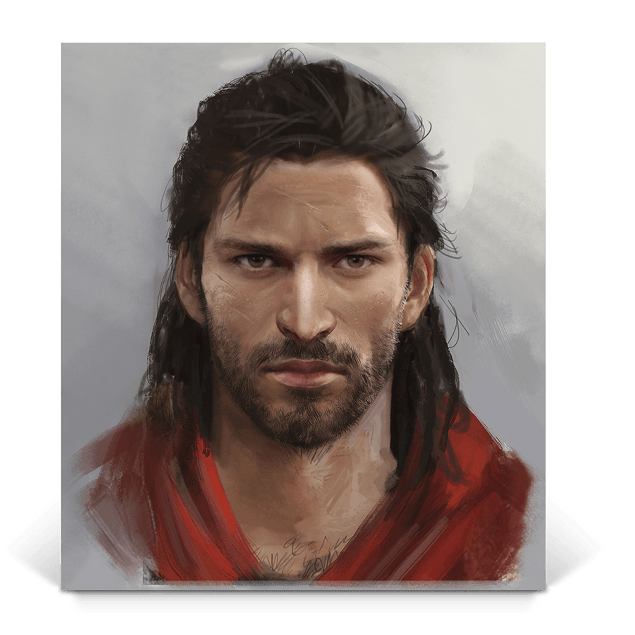 assassins creed odyssey alexios concept art