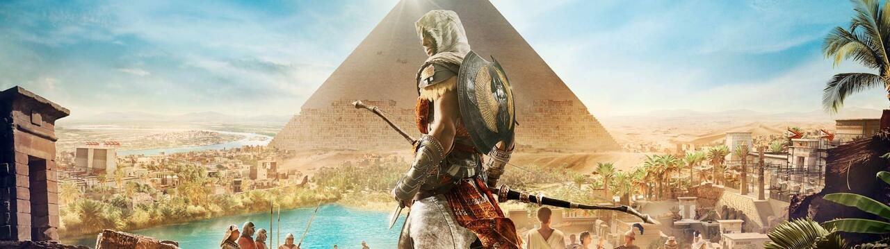 Assassin S Creed Origins Official Merchandise Ubisoft Store