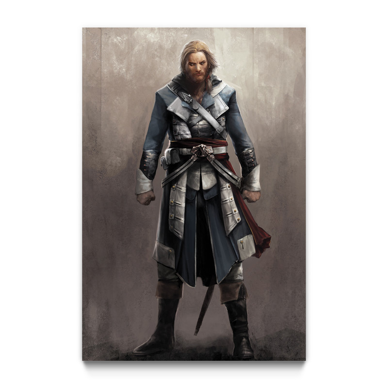 Mr Walepole I Presume Assassin S Creed Black Flag Gaming Wall