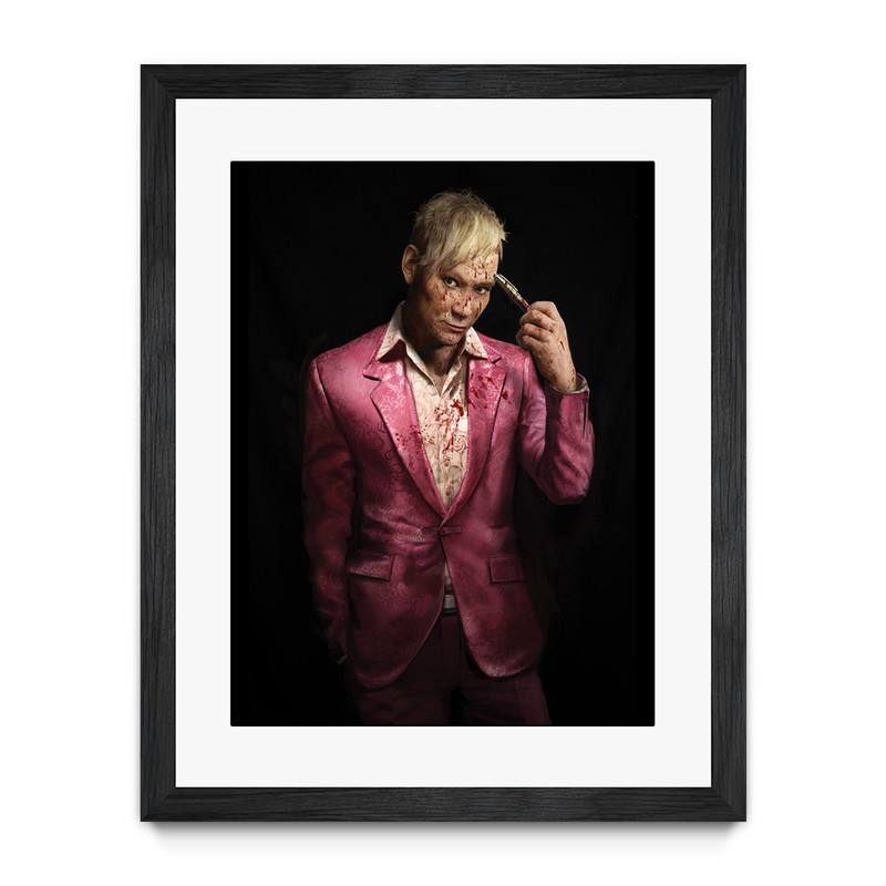 The Pen Is Mightier Far Cry 4 Gaming Wall Art Ubisoft Store