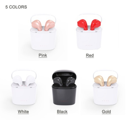 Mini Wireless Headphones - Compatible with All Bluetooth Devices