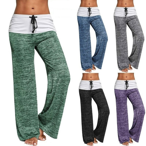 Yoga Leggings 24x7 Wide Leg Women's
