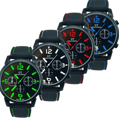 Grand Touring Leader Military II Men's Quartz Watch