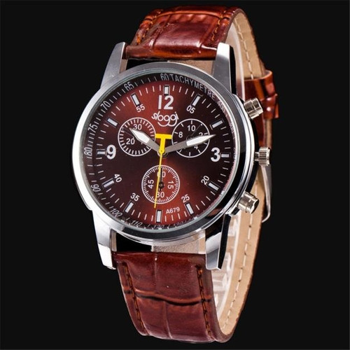 Luxury Brown Watch