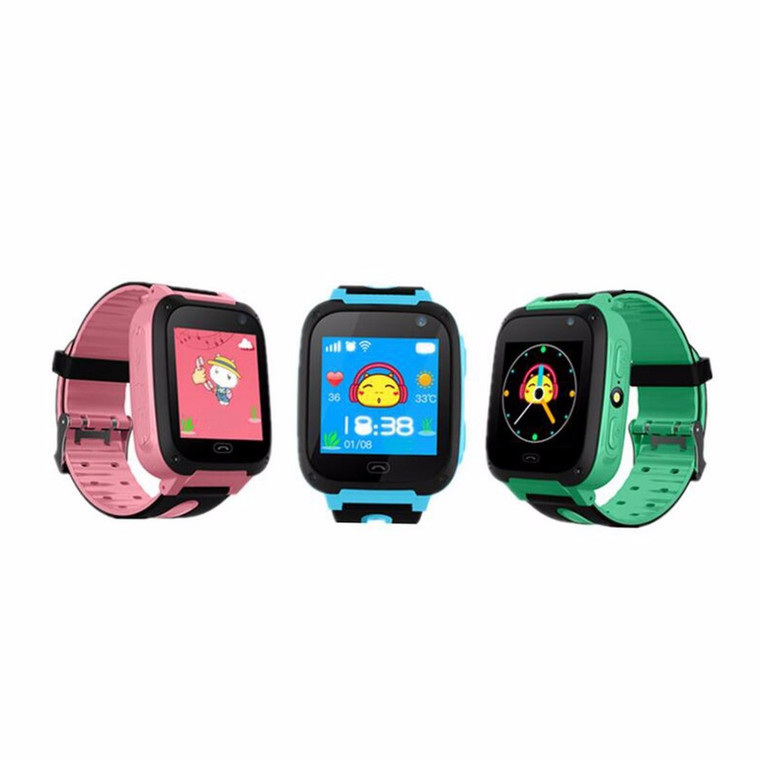 Safety's Choice Kid's GPS + SOS SmartWatch
