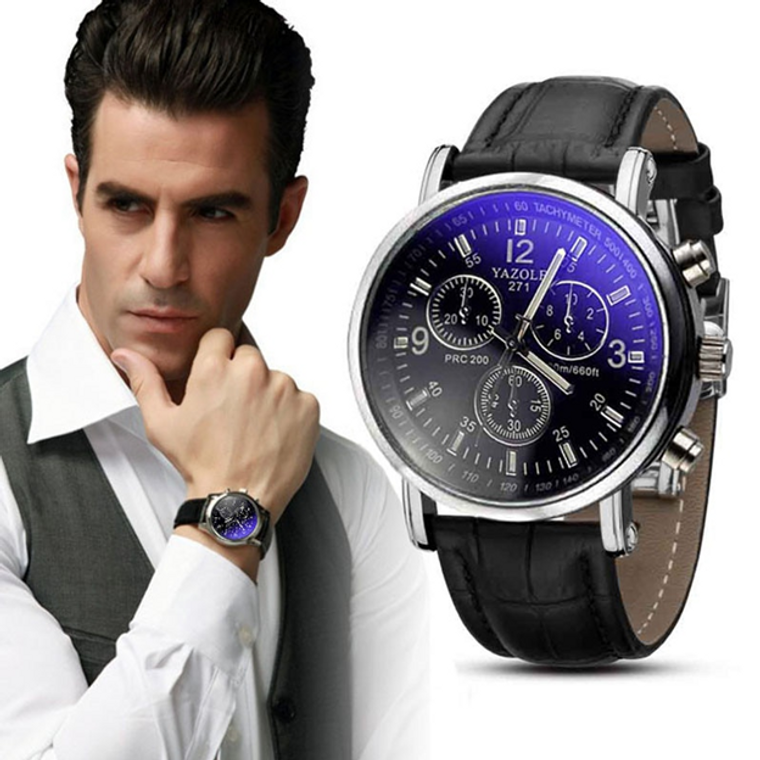 Watch Model On Wrist