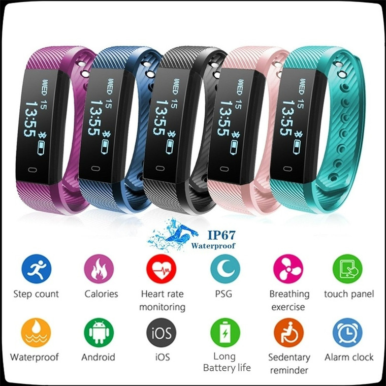 Fitness Tracker Options