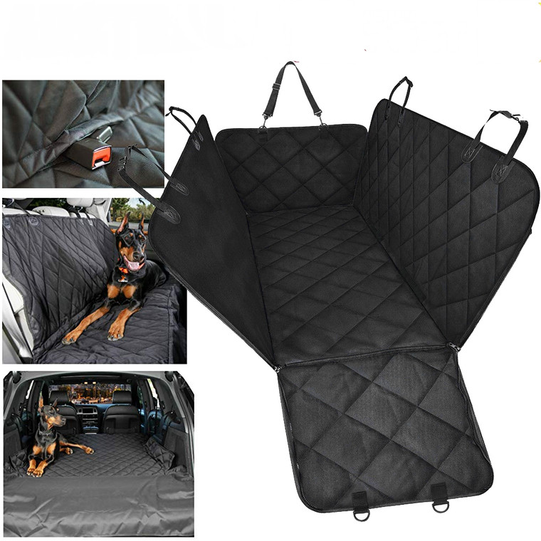 Waterproof Dog Car Seat Cover for Cat Pets