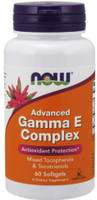 Now Foods Advanced Gamma E Complex - 60 Softgels