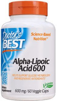 Dr's Best Alpha Lipoic Acid 600mg