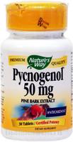 Nature's Way Pycnogenol 50mg