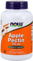 Now Foods Apple Pectin 700mg 120 vege caps
