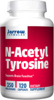 N Acetyl Tyrosine, Jarrow, Brain health