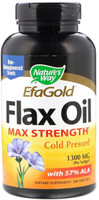 Nature's Way EfaGold Flax Oil