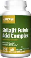 Jarrow Formulas® Shilajit Fulvic Acid Complex , 60% fulvic acid complex