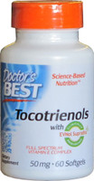Doctor's Best Tocotrienols