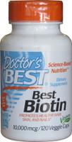 Doctor's Best Biotin 10,000mcg