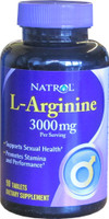 Natrol L-Arginine