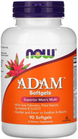 Now Adam Multi - 90 Softgels