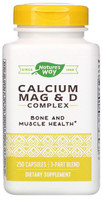 Nature's Way Calcium Mag D