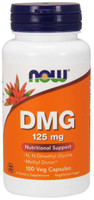 Now Foods DMG 125mg