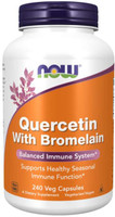 Now Foods Quercetin with Bromelain - 240VCaps