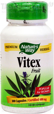 Nature's Way Vitex Fruit