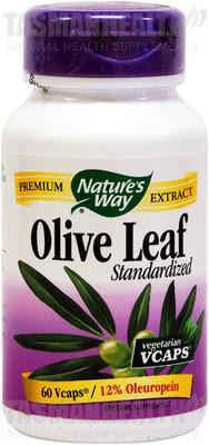 Nature's Way Olive Leaf