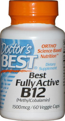 Doctor's Best Fully Active B12