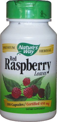 Nature's Way Red Raspberry
