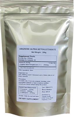 Tasman Health AAKG Power, L-Arginine Alpha-Ketoglutarate