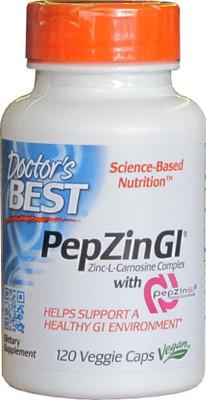 Doctor's Best PepZinGI
