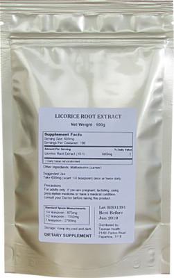 Licorice Root Extract Powder