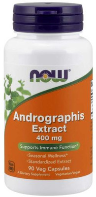 Now Foods Andrographis 400mg